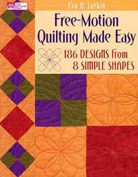 Free Motion Quilting book