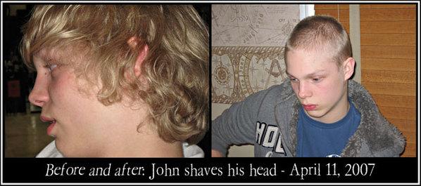 Beforeafterheadshave