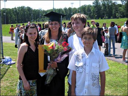 Graduationwithcousins