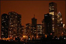 Chicagonightskyline
