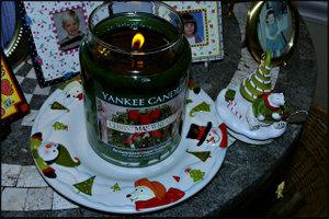 Yankeecandlechristmas